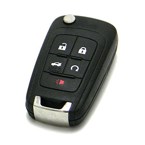 oem-gm-chevrolet-flip-key-keyless-entry-remote-fob-fcc-id-oht01060512-p-n-13504199-13500221