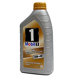 The Best Mobil 1 0w 40 New Life Fully Synthetic Engine Oil