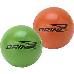 Buy Brine Mini Lacrosse Ball 2 Pack (Assorted) by Brine