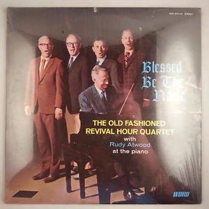 Old Fashioned Revival Hour Quartet Download