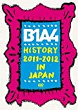 B1A4 HISTORY 2011-2012 IN JAPAN [DVD]