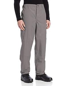 TRU-SPEC Men's Polyester Cotton Rip Stop BDU Pant, Grey, Large Long