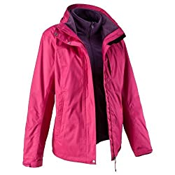 Quechua Arpenaz 3 In 1 Jacket, Women's Extra Large