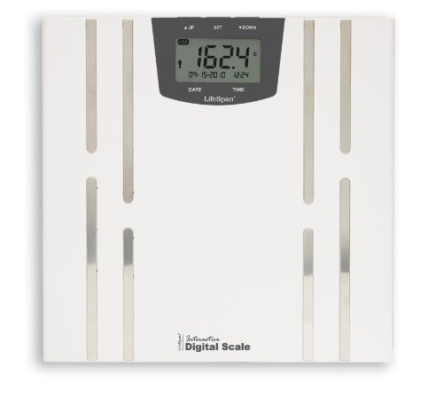 LifeSpan DS1000i Digital Fitness Scale