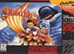 Disney Pinocchio - Super Nintendo SNES