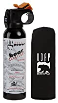 UDAP 12HP Bear Spray