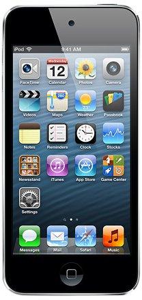 Apple iPod touch 16GB ブラック&シルバー ME643J/A