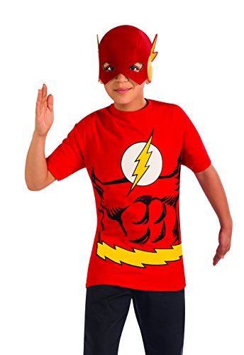 Rubie's Costume The Flash Child Costume T-Shirt, Large