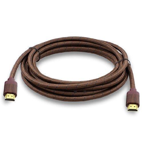 bois-grain-tete-46-m-haut-debit-hdmi-vers-hdmi-prise-male-cable-avec-ethernet