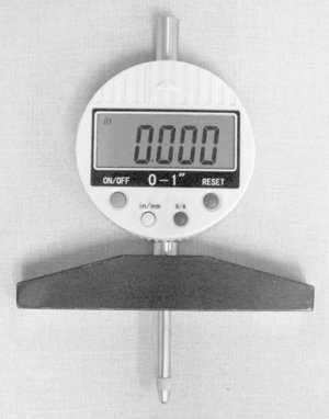Electronic Digital Depth Gage Set-2 1/2