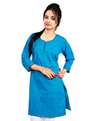 Shopping Rajasthan Exclusive Design Ethnic Pure Cotton Handmade Handloom Indian Regular Wear Kurti