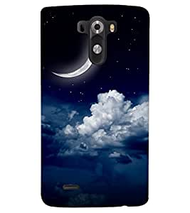 PRINTSHOPPII NATURE NIGHT Back Case Cover for LG G3::LG G3 D855