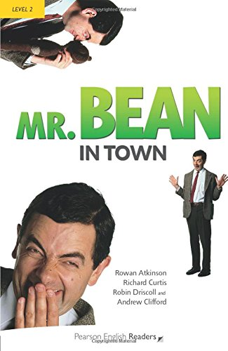 Penguin Readers Level 2 Mr Bean in Town (Penguin Readers (Graded Readers))