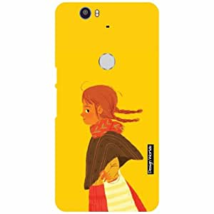 Design Worlds Nexus 6P Back Cover Designer Case and Covers