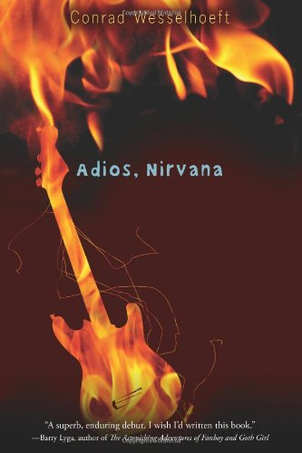 Cover of Adios, Nirvana