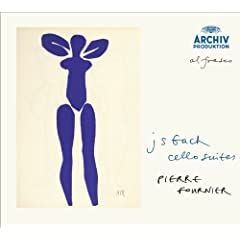 Bach, J.S.: The Cello Suites (2 CDs)