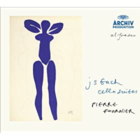 J.S. Bach: Suite For Cello Solo No.1 In G, BWV 1007 - 2. Allemande