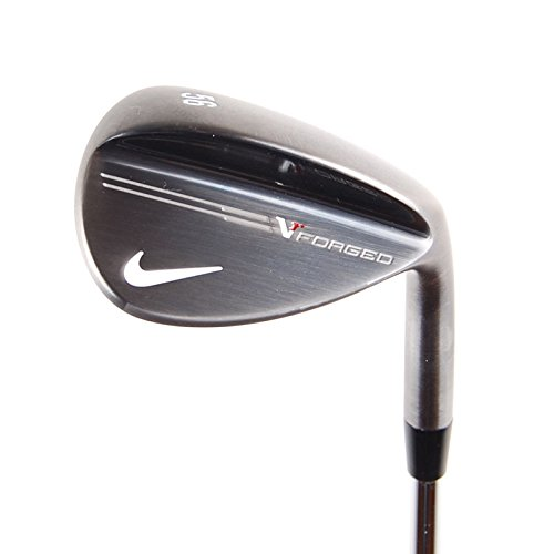 New Nike VR Forged Black Oxide Sand Wedge 56 Stiff Steel RH (L-Bounce)