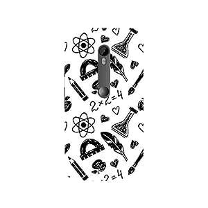 Garmor Designer Silicone Back Cover For Motorola Moto G4 Plus