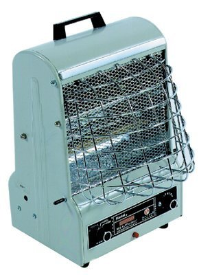 Tpi Corp. Portable Electric Heaters 120V 1-Phase Portableelectric Heater