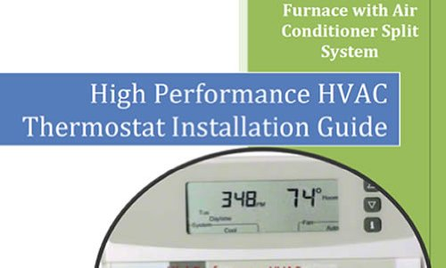 Thermostat Installation Guide for Furnace & Air Conditioner Systems
