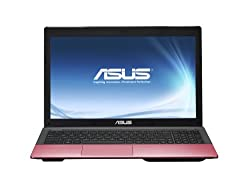 ASUS A55A-AH31-PK 15.6-Inch LED Laptop ( Pink )