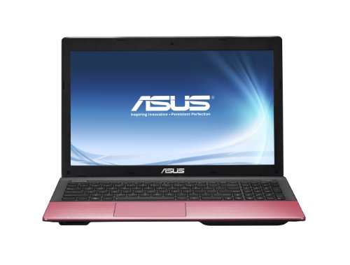 ASUS A55A-AH51-PK 15.6-Inch LED Laptop (Pink)