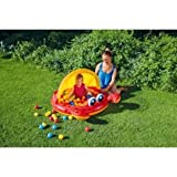 Crab Baby Pool OR Ball Pit with Sunshade