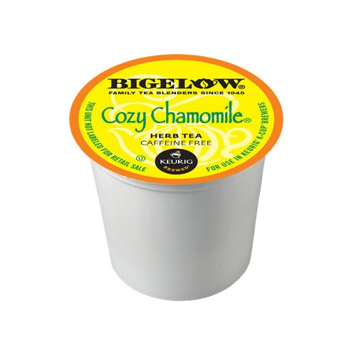 41oD9StsrHL # Bigelow  K Cup for Keurig Brewers, Cozy Chamomile Tea (Pack of 96) Discount !!