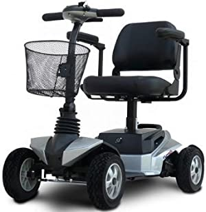 EV Rider RiderXpress Electric Power Chair Mobility Scooter w/ Warranty