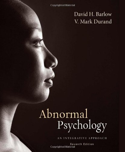 Get Free Download Abnormal Psychology An Integrative Approach 7th