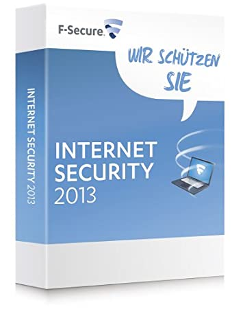 Internet Security 2013 UPGRADE, 1 Jahr, 1 User