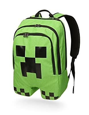 Minecraft ThinkGeek Licensed Minecraft Creeper Backpack by Minecraft
