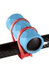 Outdoor Tech OT1301 Buckshot Super-Portable Rugged Water-Resistant Wireless Bluetooth Speaker (Electric Blue)