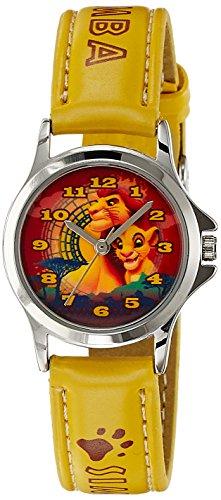 Disney Disney Analog Multi-Color Dial Boys's Watch - 3K0906U-LK  (YELLOW) (Multicolor)