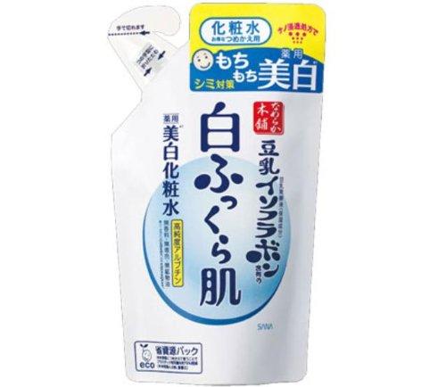 なめらか本舗 美白化粧水(つめかえ用) 180ml