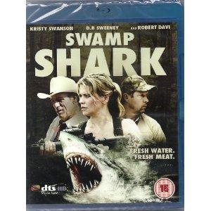 Swamp Shark (Region B/2 Blu-Ray import)
