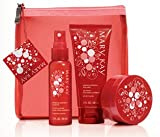 Mary Kay Pack Lot ~ Glistening Winterberry Bath & Body Gift Set ~ 3 Items in Gift Bag!