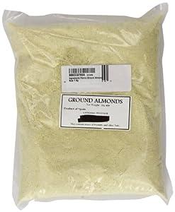 Ingredients Pantry Ground Almonds Nuts 1 Kg