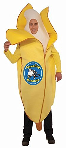 Adult Appealing Banana Costume