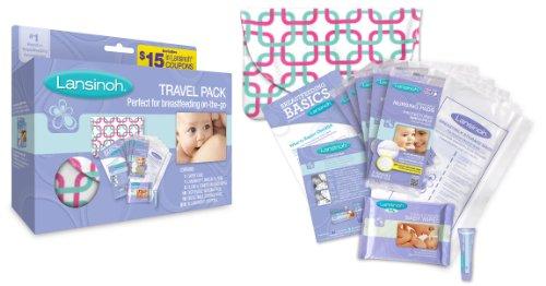 Lansinoh Breast Feeding Travel Kit