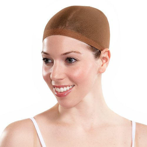 Wig Cap - Brown
