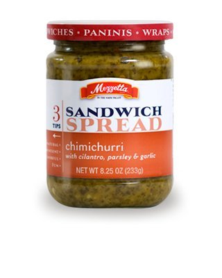 Mezzetta Sandwich Spread Chimichurri (cilantro, parsley, & garlic) - 8.25 oz