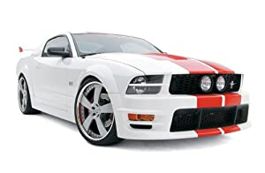 3dCarbon 2005-2009 Mustang Boy Racer 11 Pc. Kit (painted: Satin Silver - TL)