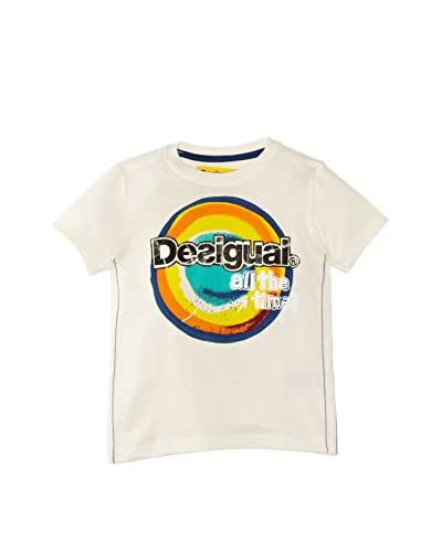 Desigual T-Shirt [Bianco]