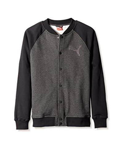 PUMA Men's Lf Bomber Jacket, Fleece
