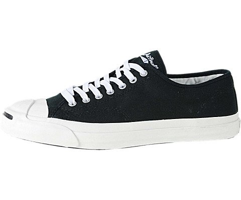 Converse Mens Jack Purcell CP Ox Black/White Fashion Athletics shoe Sz: 11