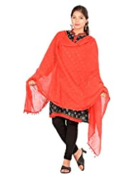 AMBER Pure Cotton Plain Dupatta