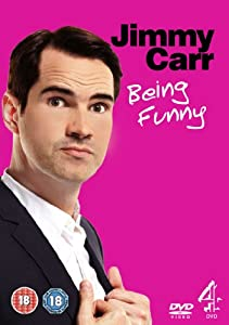 Jimmy Carr: Being Funny [DVD]