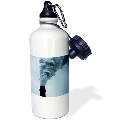 danita-delimont-energy-china-chongqing-smokestacks-at-coal-power-plants-21-oz-sports-water-bottle-wb